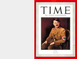 TIME - Person of the Year: Hitler und Trump...
